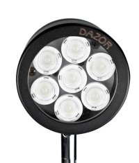 Dazor - Wolf Ecoflex II 7 LED On Lighting Specialties