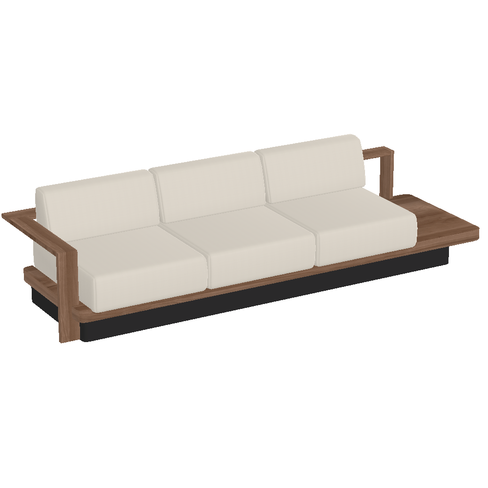 Ada Sofa Hudson Free Try Out Of Hudson 3seater From Ada In 3d Vr And Ar