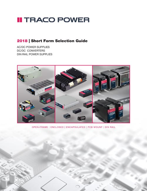 32 Page Catalog of Power Conversion Products
