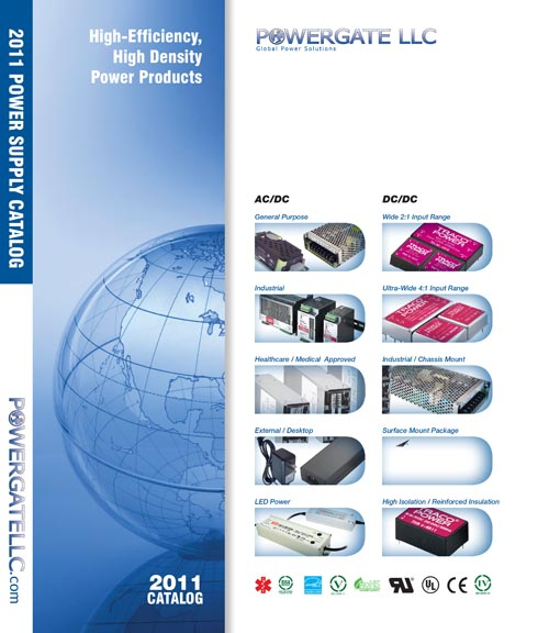 374 Page Catalog Design For Distributor of Power Products