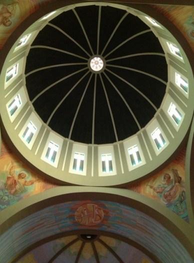 Basílica de Santo Antonio cúpula