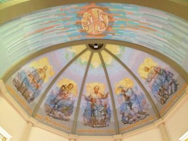 Basílica de Santo Antonio interior