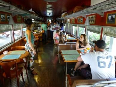 museu ferroviario lanchonete