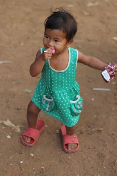 bebe cambojano