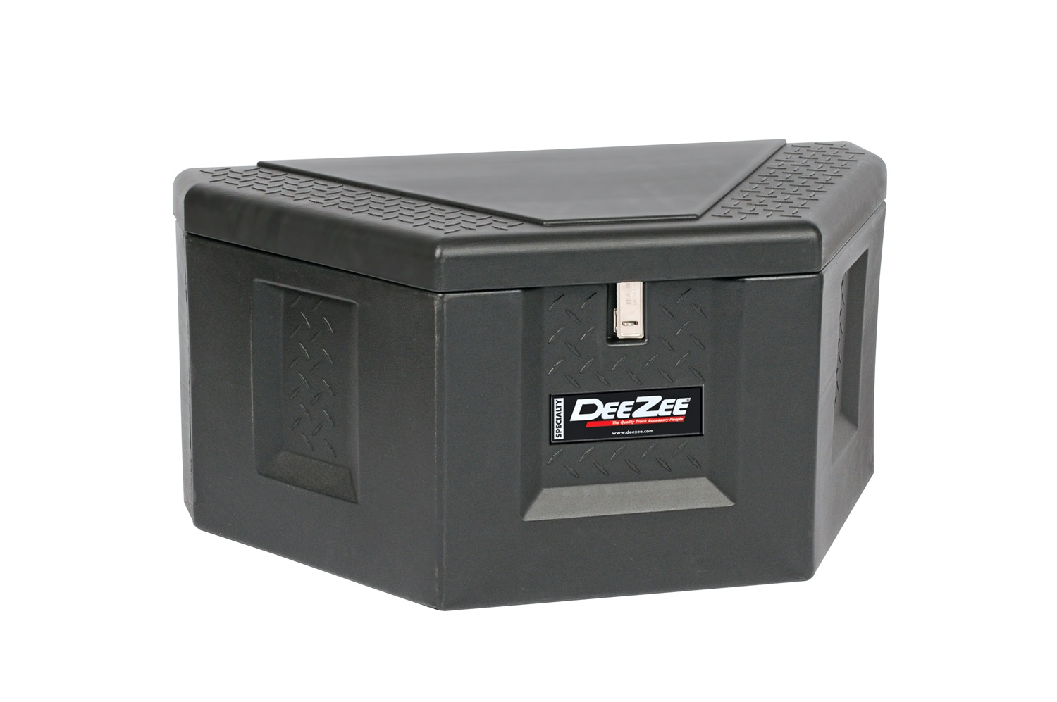 Tong Tool Boxes Dee Zee Dz91717p Specialty Series Poly Triangle Trailer