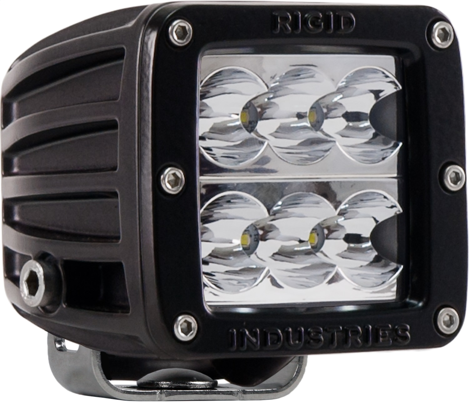 Industrie Led Details About Rigid Industries 50111 D Series Dually D2 Wide Led Light