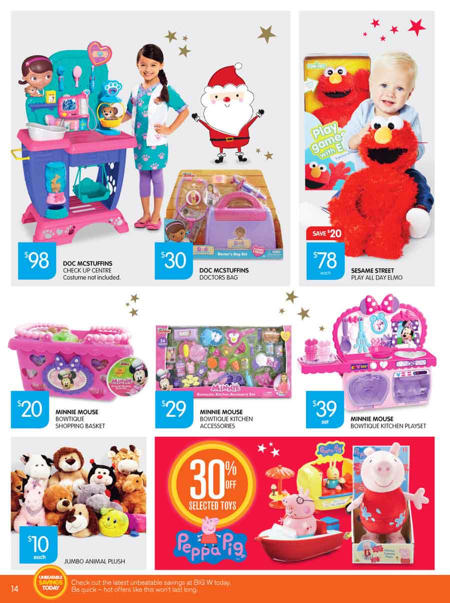 Big W Toys Catalogue Big W Educational Toy Catalogue 3 9 Dec 2015