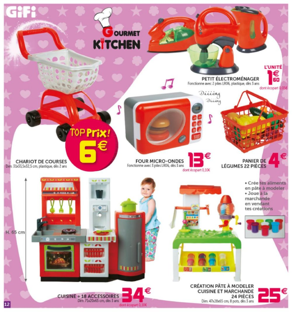 Olaf Gifi Catalogue Gifi Noël 2016 Catalogue De Jouets