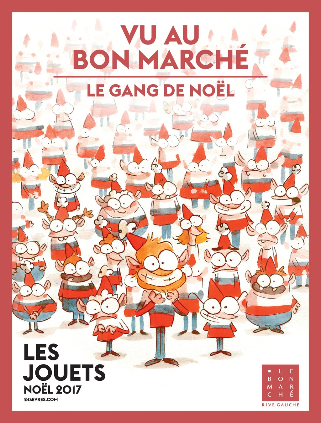 Le Bon Coin Jouets Catalogue Le Bon Marché Rive Gauche France Noël 2017 Catalogue
