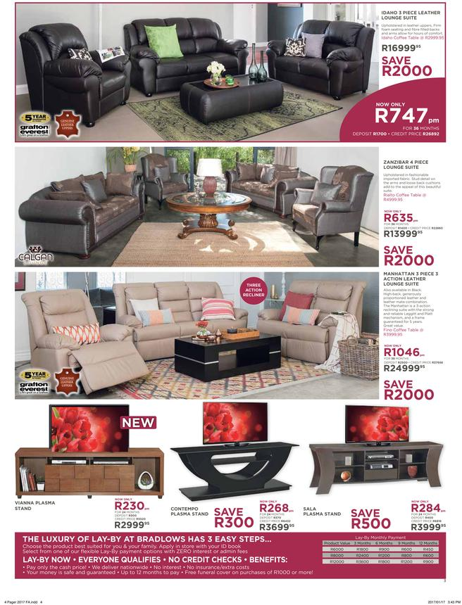 Lg Side By Side Bradlows & Morkels Catalogue 13 February - 22 February, 2017
