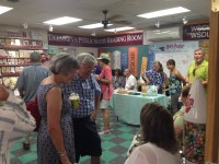 Hot Day for a Hot Release-  Sea Sprite Inn launch party