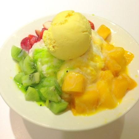 Mango Shaved Ice