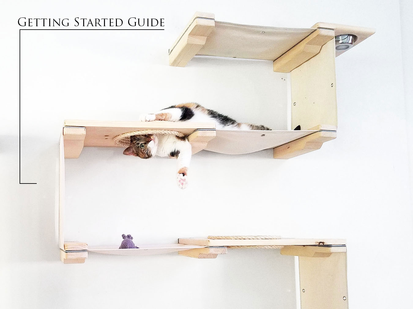 Cat Furniture Wall Unconventional Cat Furniture For Feline Instincts