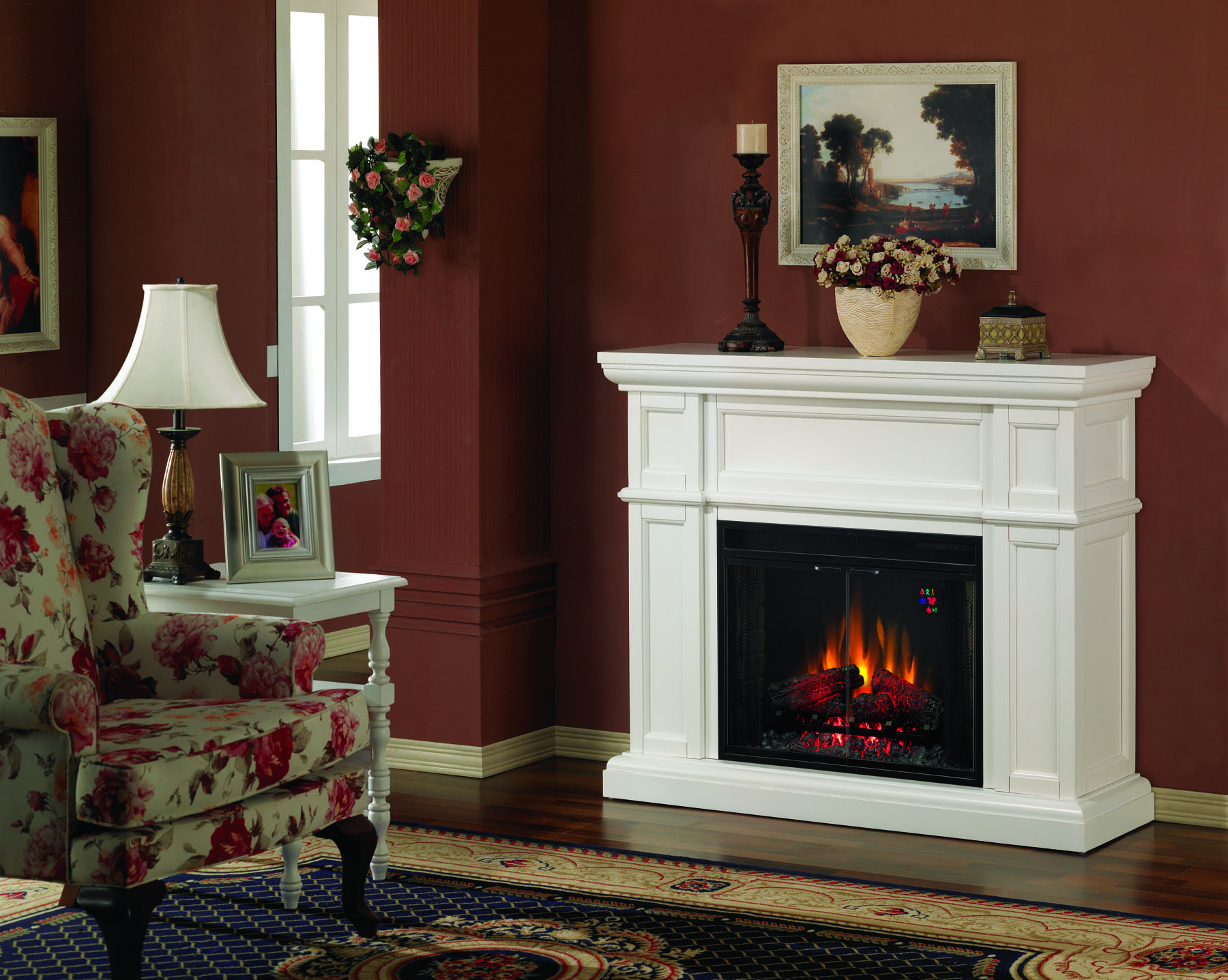 Gas Vs Electric Fireplace Pros And Cons The Pros And Cons Of Having An Electric Fireplace