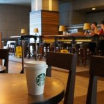 Bank of China Starbucks