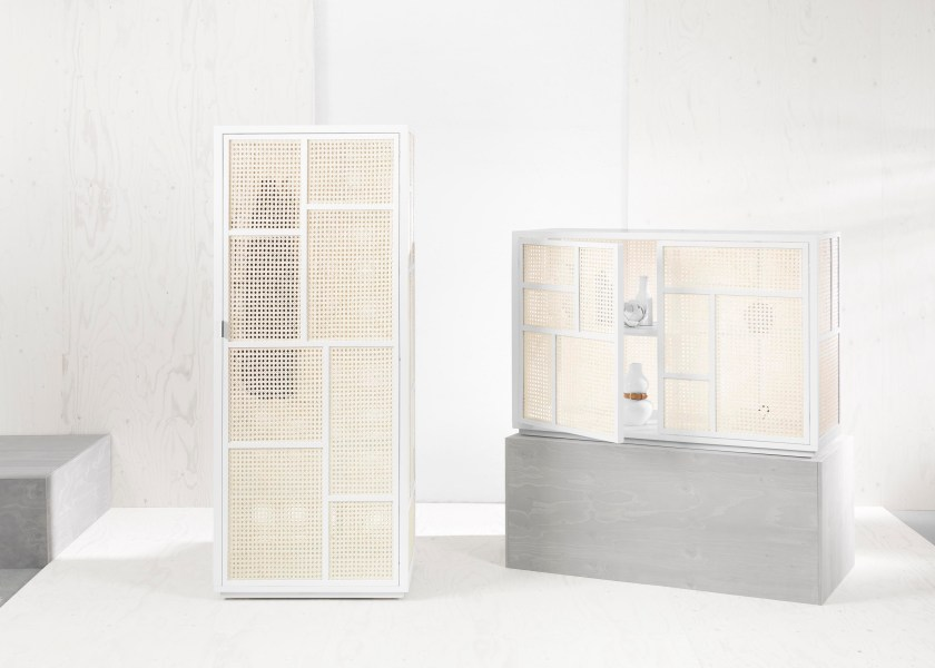 Air Wardrobe by Mathieu Gustafson for Design House Stockholm