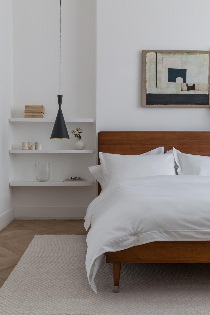 Soak&Sleep - Cranbrook plain wood bed, from £525