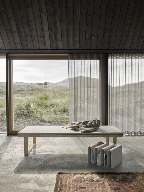 Skagerak's new collection is joined by a strong belief in design that endures both functionally and aesthetically, achieved through responsible and good craftsmanship
