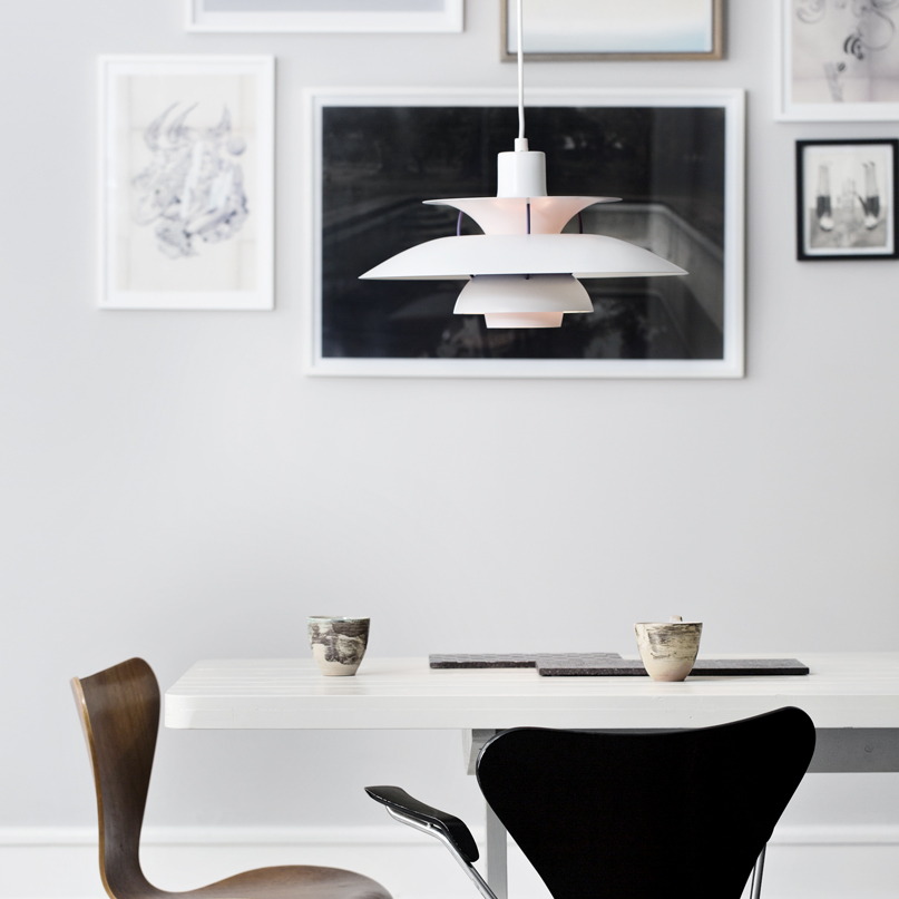 Poul Henningsen Ph5 Your Home Needs This: Louis Poulsen Ph5 Light - Cate St Hill