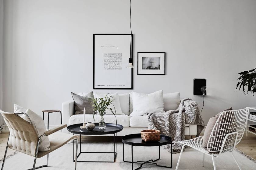I wish I lived here: a light, calm living room