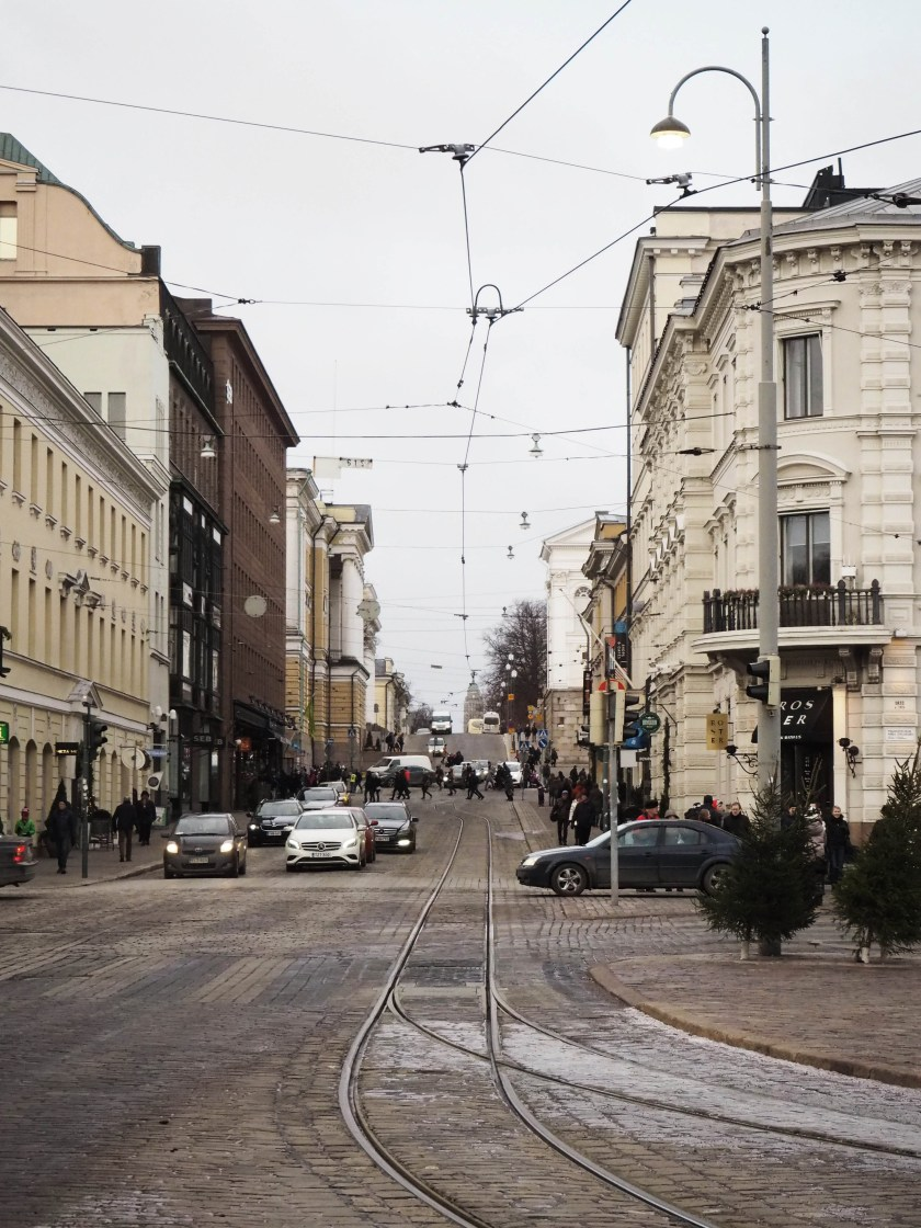 travel guide: postcards from Helsinki
