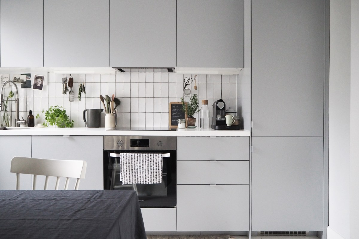 Cate st hill london based design and interiors blogger Ikea kitchen design software review