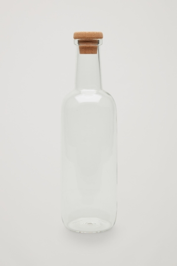 Small glass bottle £25