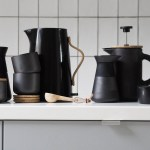 The daily ritual of coffee making with Stelton