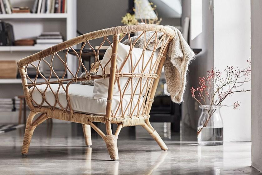 Muuto grey armchair - 10 minimal, grey armchair under £500
