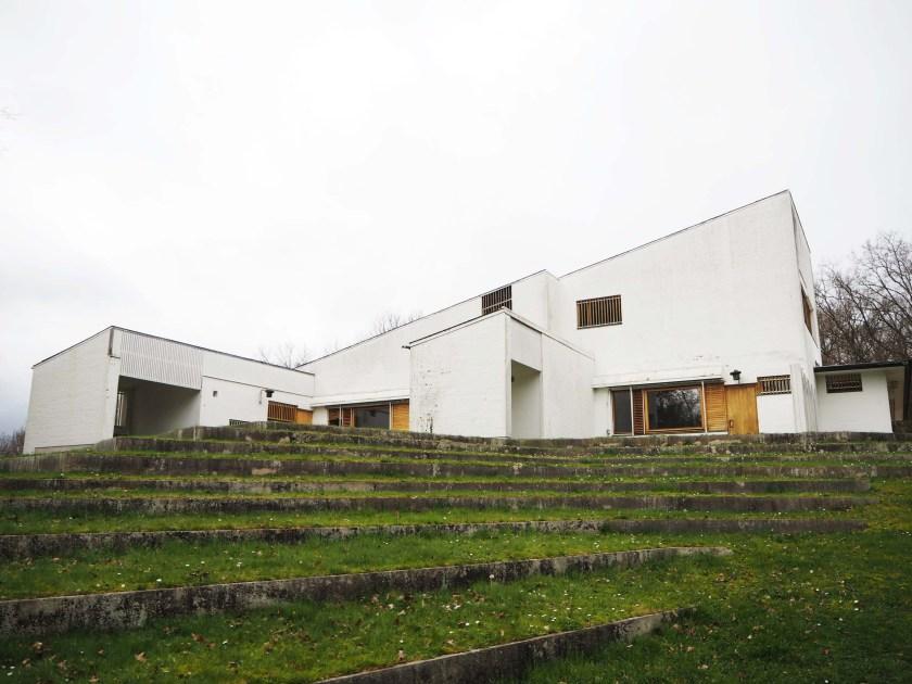 Inside maison louis carr by alvar aalto cate st hill for Alvar aalto maison