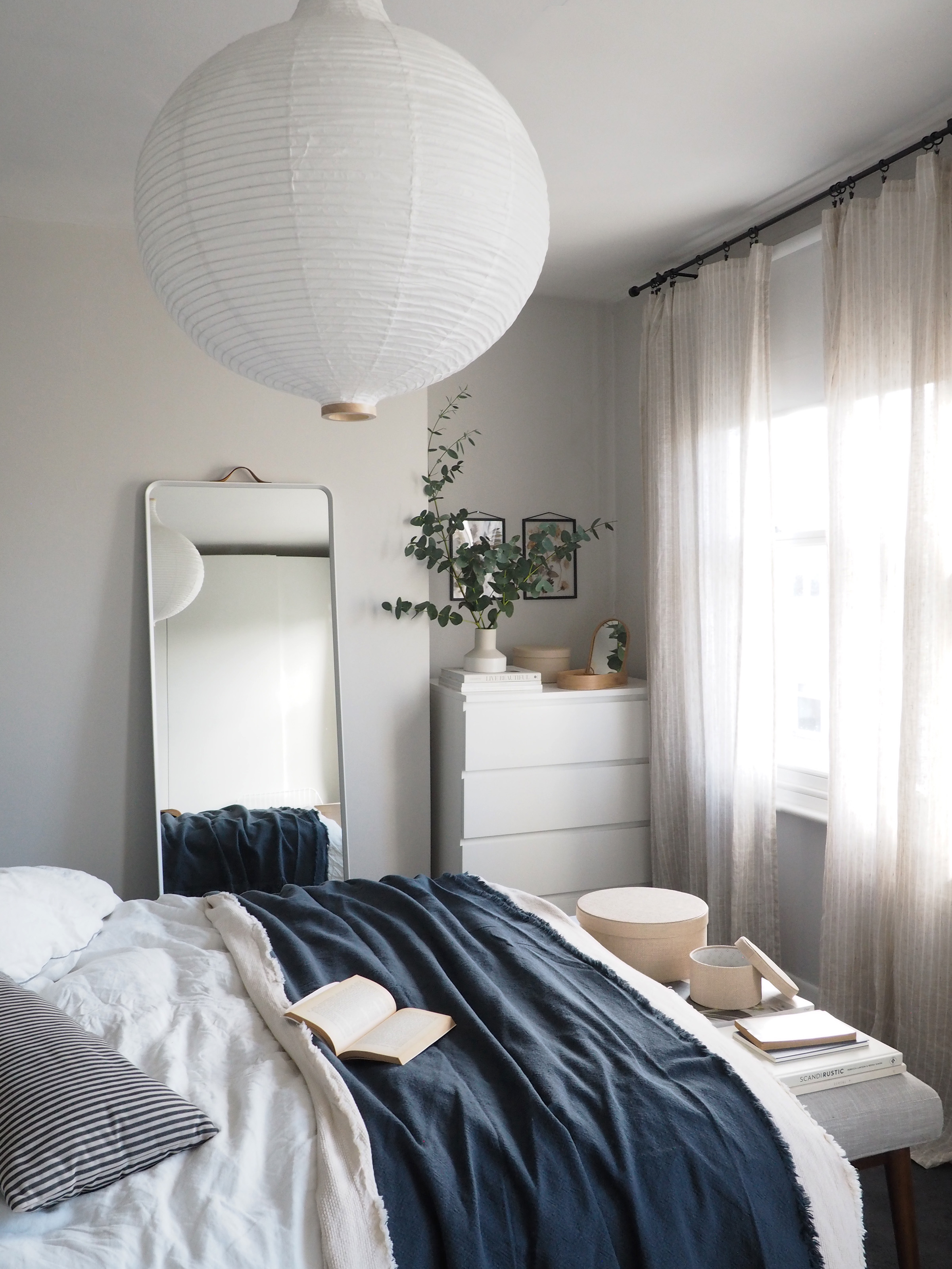 Ad How To Create A Calm Bedroom And Sleep Better With Ikea