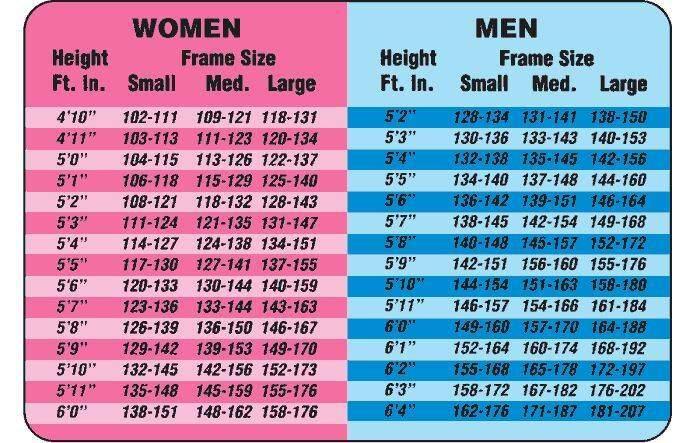 normal body fat chart honghankk