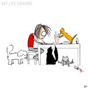 My Life Drawn