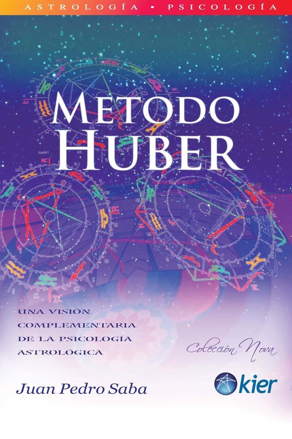 Bruno Huber Libros Libro Método Huber | Cathar Astrology Software