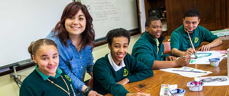Employment and Jobs at Cathedral High School in Boston