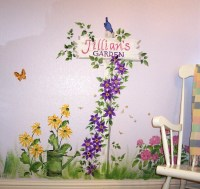 Childrens Painted Wall Murals - Cathie's Murals