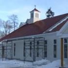 IHM Chapel in progress