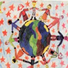 """Child's Vision of World Peace"""