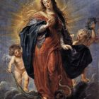 Immaculate Conception, by Peter Paul Rubens (credits/details)