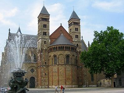 Basilica of Saint Servatus, Maastricht, Netherlands