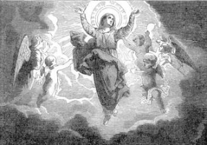 [The Assumption of the Blessed Virgin Mary]