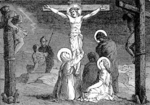 [Pictorial Lives of the Saints: Good Friday]