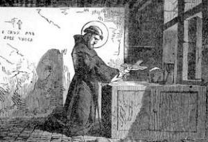 [Pictorial Lives of the Saints: Saint Didacus]