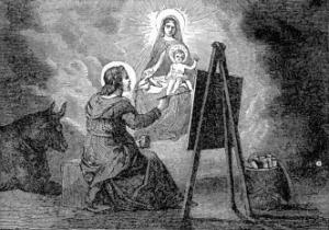 [Saint Luke]