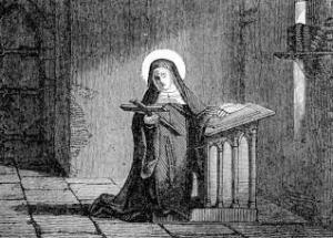 [Saint Teresa]