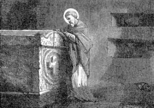 [Saint Wilfrid, Bishop]