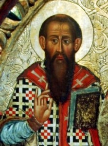 [Saint Basil the Great]