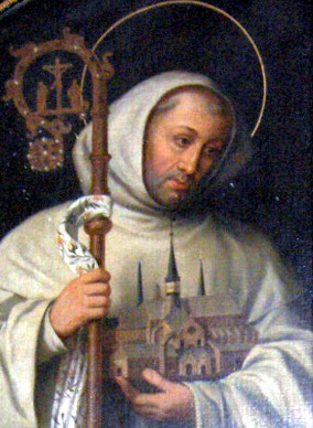 [Saint Bernard of Clairvaux]