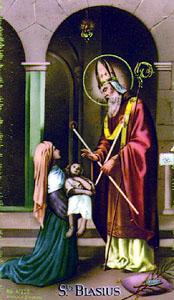 [Saint Blaise]