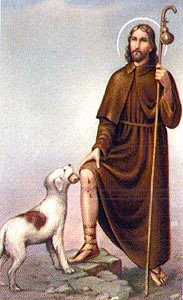 [Saint Roch]